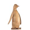 Hazelwood Home Banbury Wooden Penguin Statue