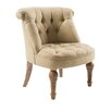 Hazelwood Home Linen Armchair