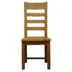 Hazelwood Home Ellie Solid Wood Dining Chair