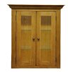 Hazelwood Home Ellie Curio Cabinet