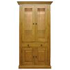 Hazelwood Home Ellie Display Cabinet