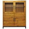 Hazelwood Home Anna Display Cabinet