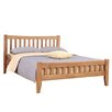 Hazelwood Home European Double Bed Frame