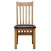 Hazelwood Home Upholstered Dining Chair