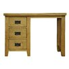 Hazelwood Home 3 Drawer Dressing Table