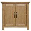 Hazelwood Home 2 Door Cabinet