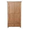Hazelwood Home 2 Door Wardrobe