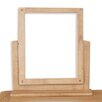Hazelwood Home Rectangular Dressing Table Mirror