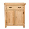 Hazelwood Home 1 Drawer Living Hall Cabinet