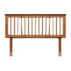 Hazelwood Home Wood Headboard