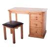 Hazelwood Home Cotswold 3 Drawer Dressing Table Set