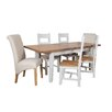 Hazelwood Home Francesca Upholstered Dining Chair