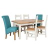 Hazelwood Home Isla Extendable Dining Table