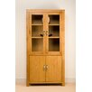 Hazelwood Home Lydney Display Cabinet