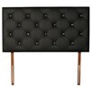 Hazelwood Home Crowle Double Upholstered Headboard