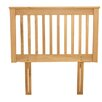 Hazelwood Home Clacton Wood Slat Headboard