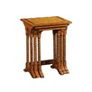 Hazelwood Home Henry 3 Piece Nest of Tables