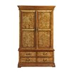 Hazelwood Home Henry 2 Door Wardrobe