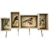 Hazelwood Home Bird Hook Shelf