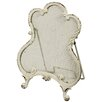 Hazelwood Home Pewter Jewelry Armoire
