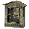 Hazelwood Home Glass Fronted Metal Key Box
