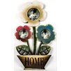 Hazelwood Home Bilderrahmen Flowers