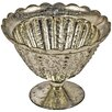 Hazelwood Home Glass Fruit Bowl