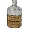 Hazelwood Home Glass Cough Mixture Roosa Bottle
