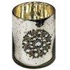Hazelwood Home Teelichthalter Votive aus Glas