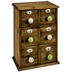 Hazelwood Home 6 Drawer Cabinet