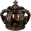 Hazelwood Home Decorative Crown
