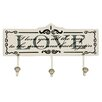 Hazelwood Home Love Wall Hook