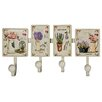 Hazelwood Home Herbs Wall Hook
