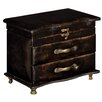 Hazelwood Home Faux Leather Jewellery Box