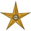 Hazelwood Home Star Wall Clock