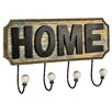 Hazelwood Home Home Wall Hook