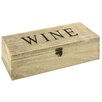 Hazelwood Home Wooden Wine Box