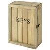 Hazelwood Home Schlüsselkasten aus Holz