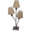 Hazelwood Home Lila  70cm Table Lamp