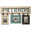Hazelwood Home Friends Hanging Picture Frame