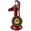 Hazelwood Home Water Pump Shelf Clock
