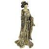 Hazelwood Home Statue Geisha Girl