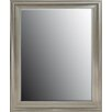 Hazelwood Home Bevelled Wall Mirror
