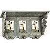 Hazelwood Home Photo Shelf Hook