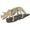 Hazelwood Home Stegosaurus Skeleton Statue