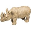 Hazelwood Home Rhino Statue