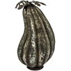 Hazelwood Home Tin Aubergine Statue