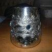 Hazelwood Home Teelichthalter aus Glas