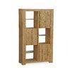 Hazelwood Home Oregon Solid Wood Display Cabinet