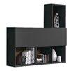Hazelwood Home Ealing 96cm Bookcase